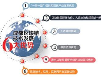 链向未来 成都区块链创业活跃度位列全国第六 到2020年产业规模超200亿元